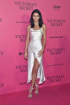 Kendall Jenner (in Camilla and Marc) at the Victoria's Secret Fashion Show after party. Photo: Pascal Le Segretain/Getty Images.