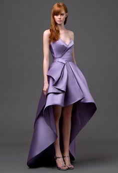 Alberta Ferretti Spring 2015 Wedding Dresses | TheKnot.com