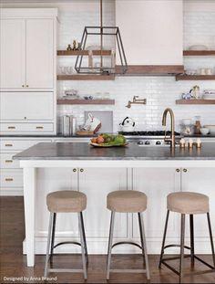 Kitchen Design Details new fav lantern foyer lighting, mixed metals kitchen island