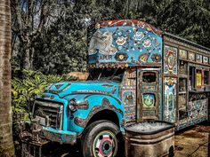 Take a ride on the bus! by Yensids_Sidekick, via Flickr