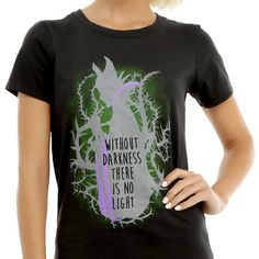 Maleficent Darkness Shirt - $20 ⋆ Disney Fashion!