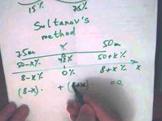 Имеется два сосуда. Первый содержит 50 кг, а второй — 5 кг раствора кислоты различной концентрации. Если эти растворы смешать, то получится раствор, содержащий 40% кислоты. имеется 2 сосуда. первый содержит 75 кг, а второй 50 кг раствора. x1,x2- количество соли в кг в первом и во втором сосудах. 2x1/3 берём из того что смешали равные массы (я взял по 50 кг) а так как 50/75=2/3. то соли будет во столько раз меньше.