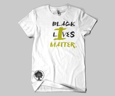 Kids I Matter/Black Lives Matter Tee