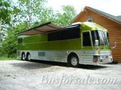All Buses - New and Used Motorhomes, Tour Bus and Buses for Sale Busses For Sale, Rv Campers For Sale, Rv For Sale, Luxury Campers, Luxury Bus, Luxury Travel, Bus Camper, Bus Conversion For Sale, Prevost Bus