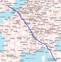 La Via Francigena: da Canterbury a Roma - papaveri sulla meseta