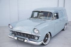 FOR SALE:1960 HOLDEN FB PANEL VAN FB VAN for $35,000 . Located in RED HILL QLD. Contact for more details.
