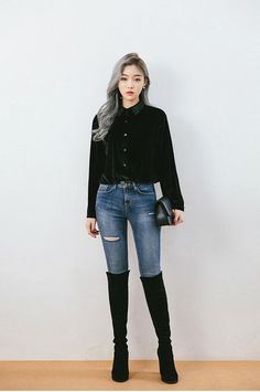 Korean Daily Fashion | Official Korean Fashion #KoreanFashion