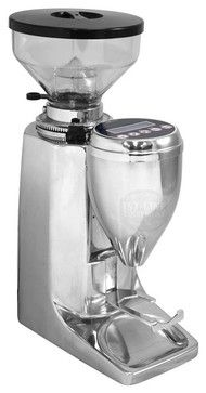 Quamar M80 On Demand Electronic Grinder contemporary-coffee-makers-and-tea-kettles