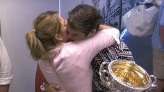Da Federer e Mirka a Totti e Ilary, i grandi amori dello sport