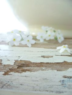 White and Shabby: WHITE & PURE