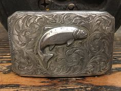 Western Belt Buckles, Western Belts, Bolo Tie, Hand Engraving, Gold Accents, Things To Come, History, Sterling Silver, Stone