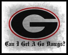 Go Dawgs!!
