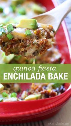 This is the perfect healthy dinner dish! No meat dish Tasty Vegetarian Recipes, Good Healthy Recipes, Easy Healthy Recipes, Mexican Food Recipes, Vegetarian Mexican, Paleo, Clean Eating Diet, Clean Eating Recipes, Cooking Recipes