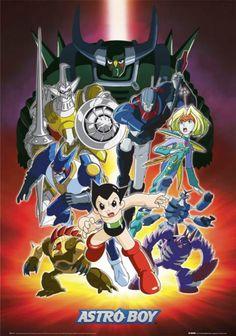 Astro Boy (2003) (Episode 1-50)