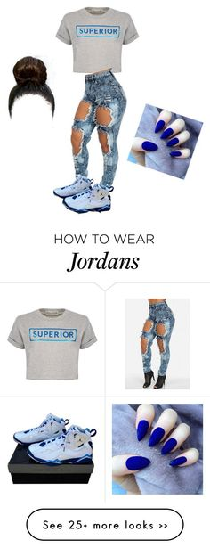 """back to SCHOOL ✏️"" by cute3333 on Polyvore featuring Être Cécile and NIKE"