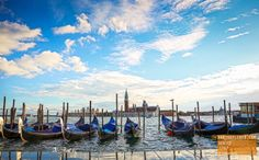 Romantic and Beautiful, That's Venice