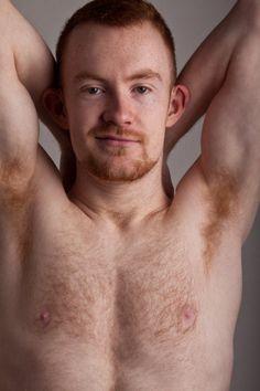 Red Headed Men Ginger Hair Ginger Beard Ginger Men Arm Pits Red