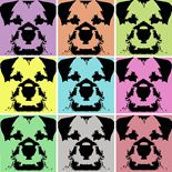 Pastel Border Terrier Pop Art Greeting Card Border Terrier a la Warhol 4 Greeting Card by TonySez - CafePress Border Terrier, Horses And Dogs, Animals And Pets, Dogs And Puppies, Doggies, Terrier Dogs, Terriers, Brown Dog, Little Dogs