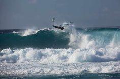 Annual Maui Makani Classic Windsurfing Tournament.