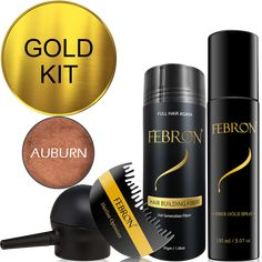 Febron® GOLD KIT 15% OFF - Auburn