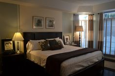 Remodelaholic | Gorgeous Master Bedroom Makeover