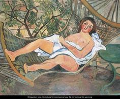 Suzanne Valadon (French, 1865-1938) Post-Impressionism