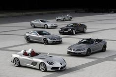 You know, if I was going to have a large car collection this would be a nice start...