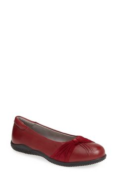 SoftWalk® 'Haverhill' Flat (Women) available at #Nordstrom