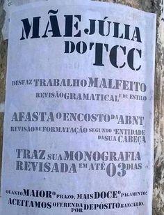 Mãe Júlia do TCC                                                                                                                                                                                 Mais