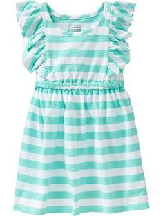 Butterfly Sleeve Jersey Dresses for Baby | Old Navy