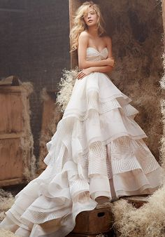 Hayley Paige 6400 - Lana Wedding Dress - The Knot