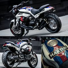 Hot or Not? 2016 Moto Guzzi Griso custom build with Martini racing Livery Moto Guzzi Motorcycles, Cafe Racer Motorcycle, Cool Motorcycles, Scrambler, Martini Racing, V9 Bobber, Guzzi V9, Ducati Diavel, Xmax