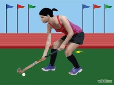 How to Be a Better Field Hockey Player. Looking for tips on how to improve your hockey skills? It takes training and practice, but with the right approach, you can turn yourself into a better field hockey player. Field Hockey Drills, Basketball Drills, Hockey Workouts, Hockey Training, Cycling Tips, Road Cycling, People Crowd, Basketball Quotes, Bicycle Women