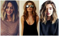 Si estás pensando en cortar tu cabello pero no quieres sacrificar mucho tu largo, te presentamos algunas buenas ideas de cortes de cabello mediano en capas.