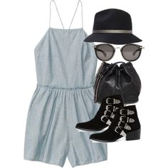 """Untitled #16460"" by florencia95 on Polyvore"