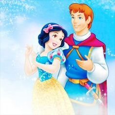 Disney couples - Snow White and the Seven Dwarfs - Snow and Ferdinand
