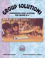 Group Solutions cooperative group game in Spanish