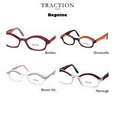 Segue as cores disponíveis do modelo Begnine da Traction Productions. #innovaoptical #tractionproductions #Begnine #weselldesignforliving #design #eyewear #oculos