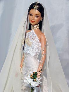 Induja Bride Barbie Doll