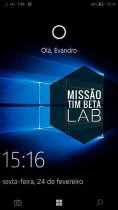 Missão TIM BETA LAB #timBETA