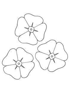 Remembrance Day Poppy Clipart Free Cliparts That You Can