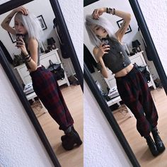 Parts of it are a little too grunge for me to be comfortable with but I still love it