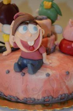 torta fantagenitori & peppa pig