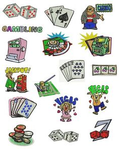 Free gambling designs to download for machine embroidery roulette inox 316