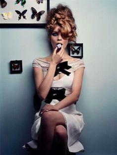 Craig McDean Beauty Photography