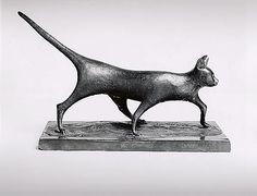Изображения кошек            Pericle Fazzini (Italian, 1913–1987) 1947