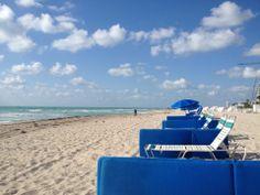 Morgens halb 10 in #Miami #SoMiami #Southbeach #Beach #VisitMiami