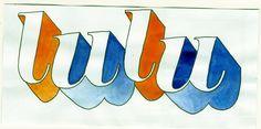 Lulu watercolor