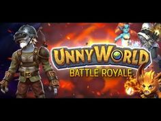 UnnyWorld   Battle Royale android game first look gameplay español