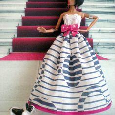 Deauville  -  poupees  fashion  royalty  -  barbie  -